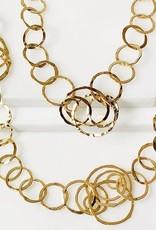 Carole Necklace Gold
