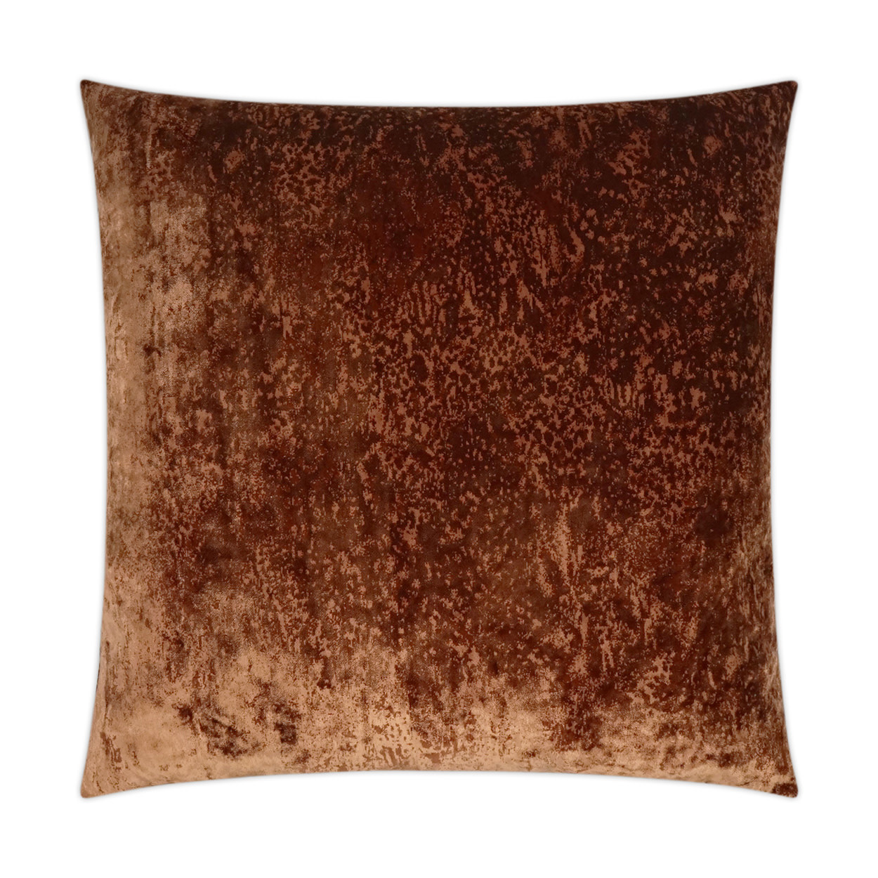 Grated Pillow - Copper Coin 20 x 20