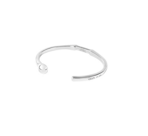 Uno de 50 A Perfect Match Bracelet Silver M