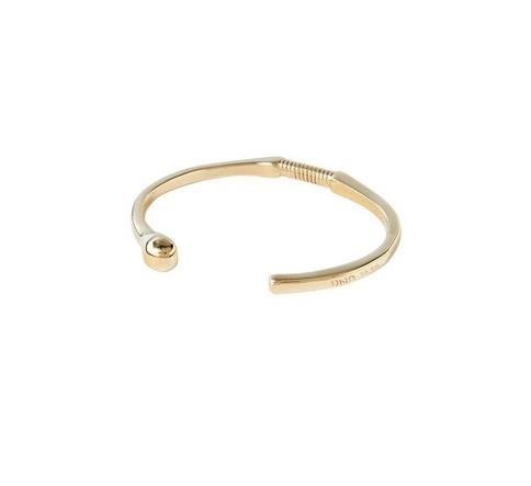 Uno de 50 A Perfect Match Bracelet Gold