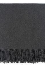 Edinburgh Throw - Charcoal 50 x 68