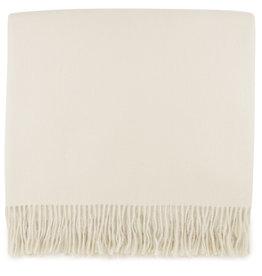 Edinburgh Throw - Cream 50 x 68