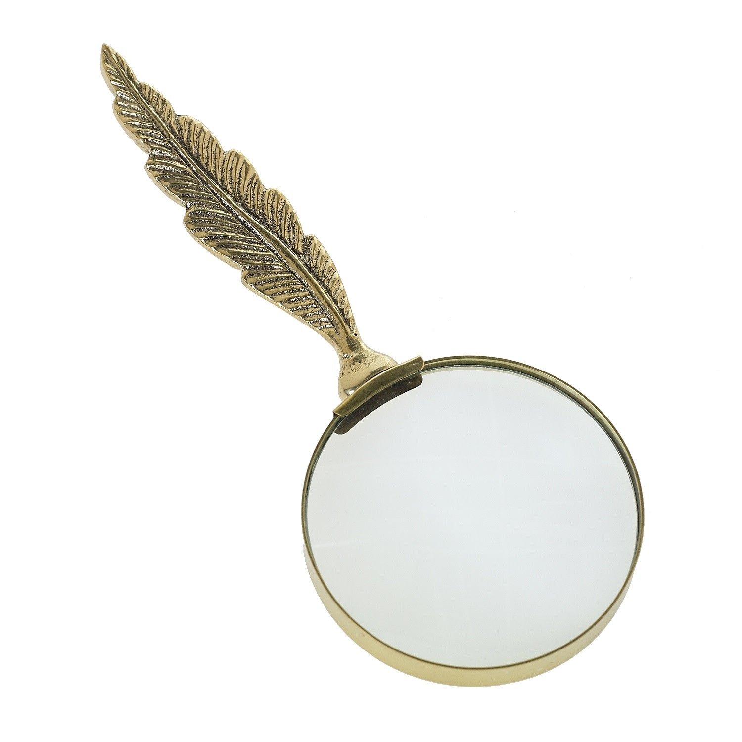 Clue Magnifying Glass Feather