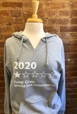 2020 Hoodie Lt Grey