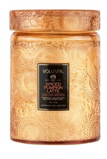 Spiced Pumpkin Latte Large Jar Candle