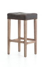 Sean Bar Stool Destroyed Black