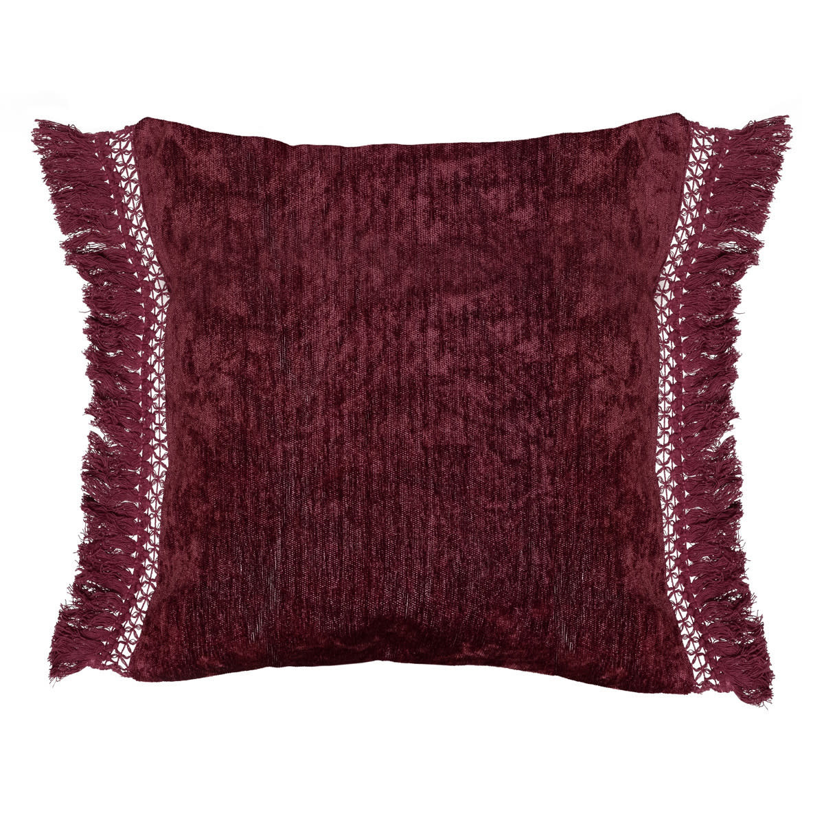 Melia Pillow Cabernet - 20 x 20