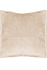 Melia Pillow Natural - 20 x 20