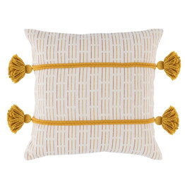 Olimpia Pillow Turmeric GoldMulti - 20 x 20