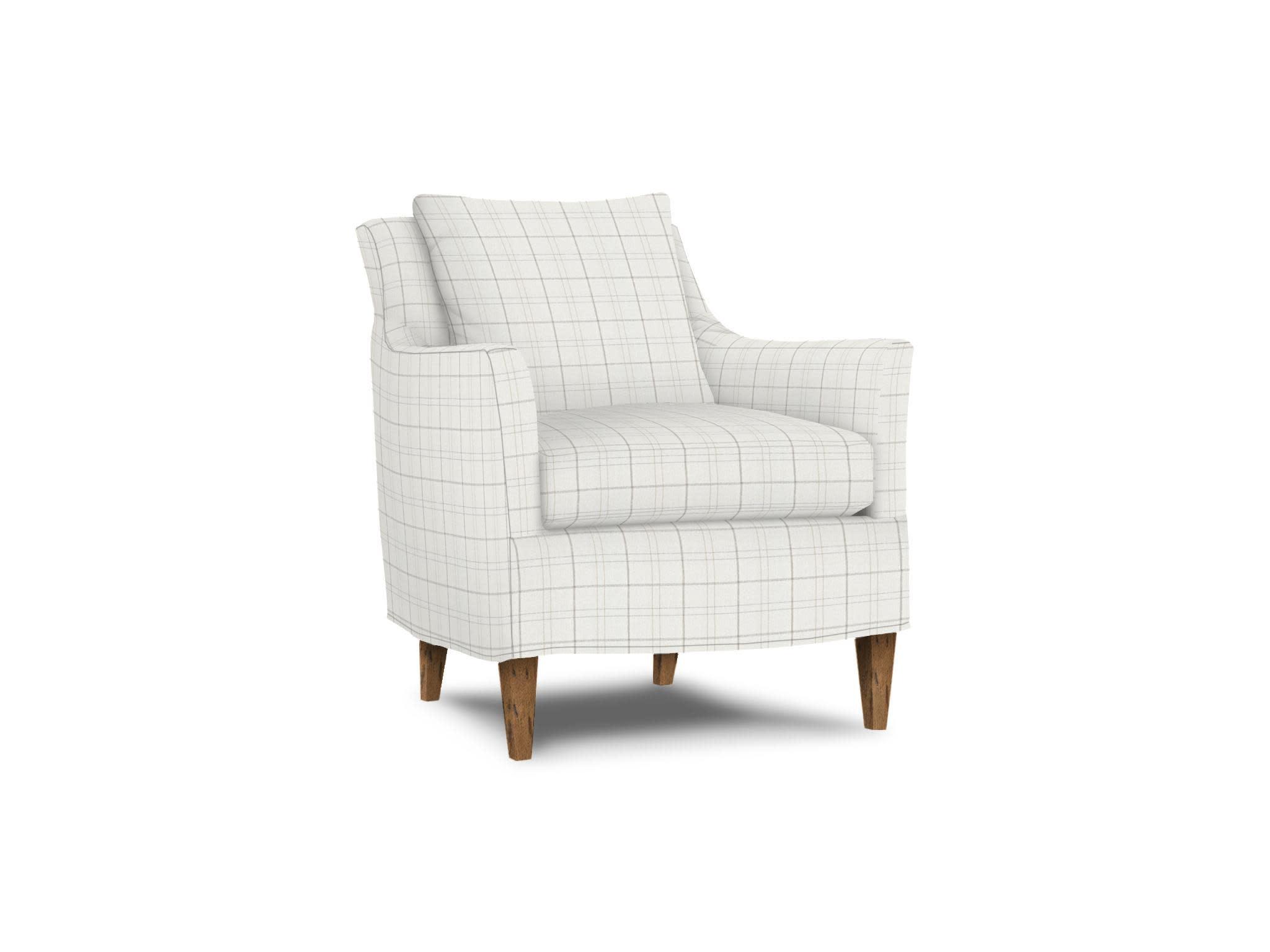 Ingrid Slipcover Chair DR102-43