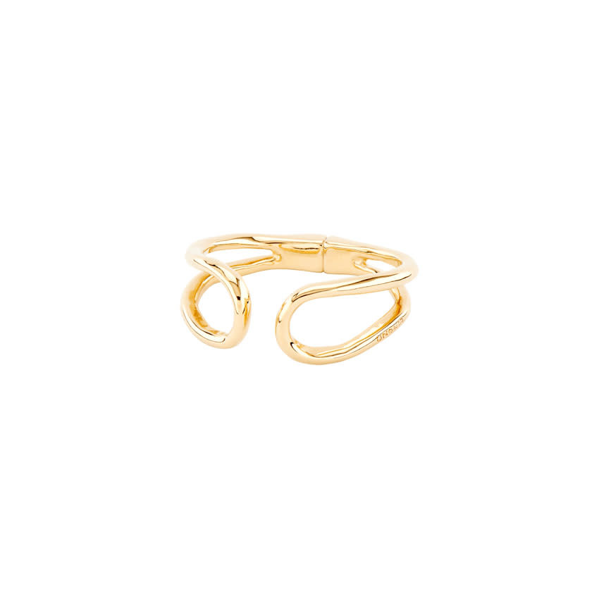Uno de 50 Reload Bracelet Gold