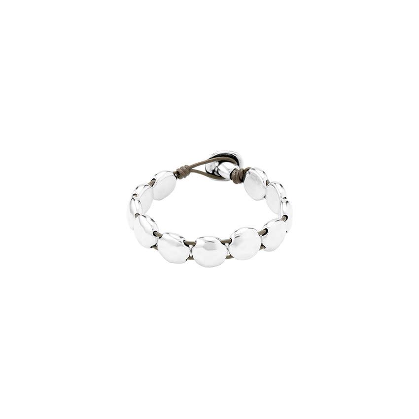 Uno de 50 Loading Bracelet Silver M