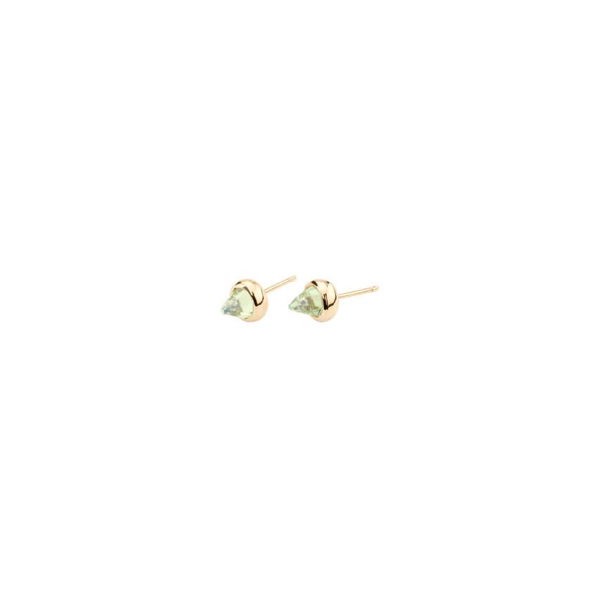 Uno de 50 Crystal Clear Earring