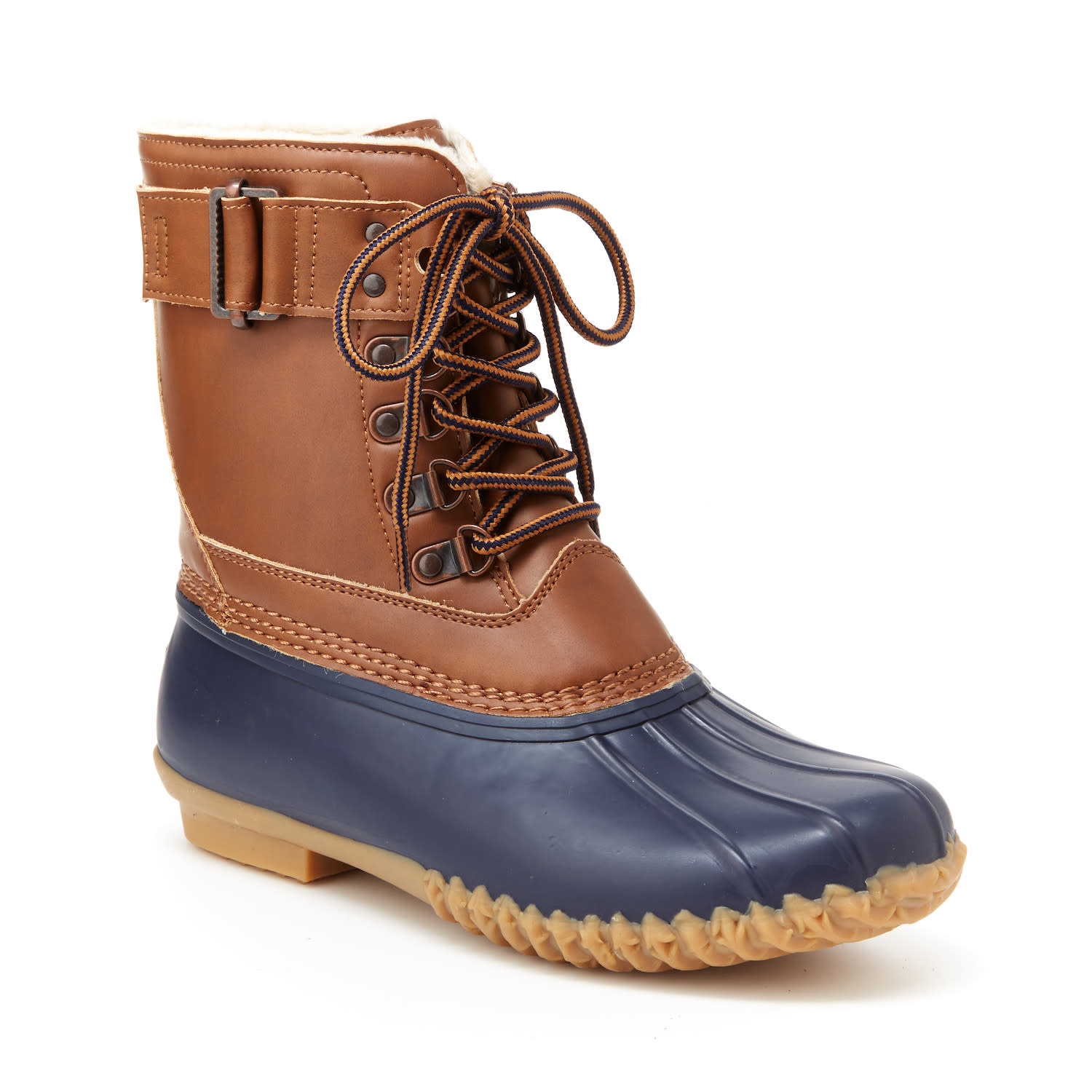 Vancouver Boot Whiskey/Navy