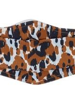 Leopard Camo Mask Copper