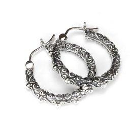 Jawan Hoop Earring 25mm