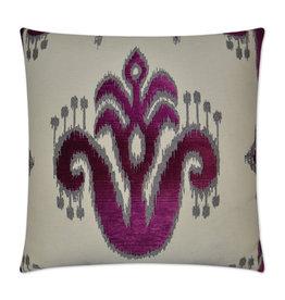 Caseeah Pillow Fuschia - 24 x 24