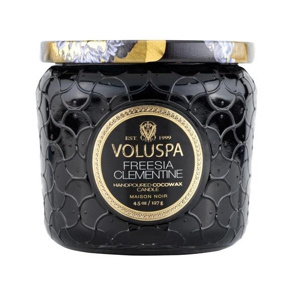 Freesia Clementine Petite Jar Candle