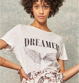 Vintage Dreamer Tee White