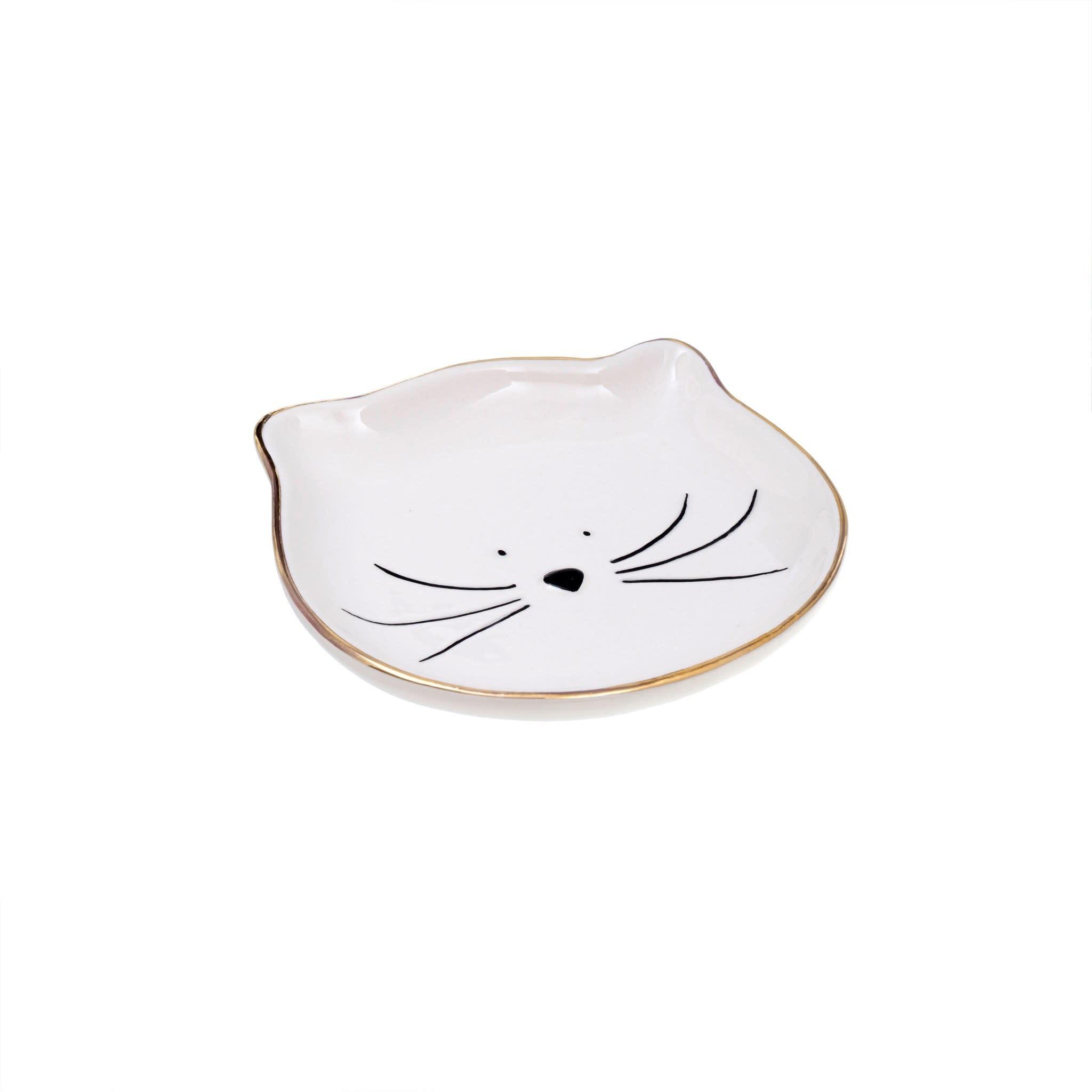 Kitty Catch All Dish