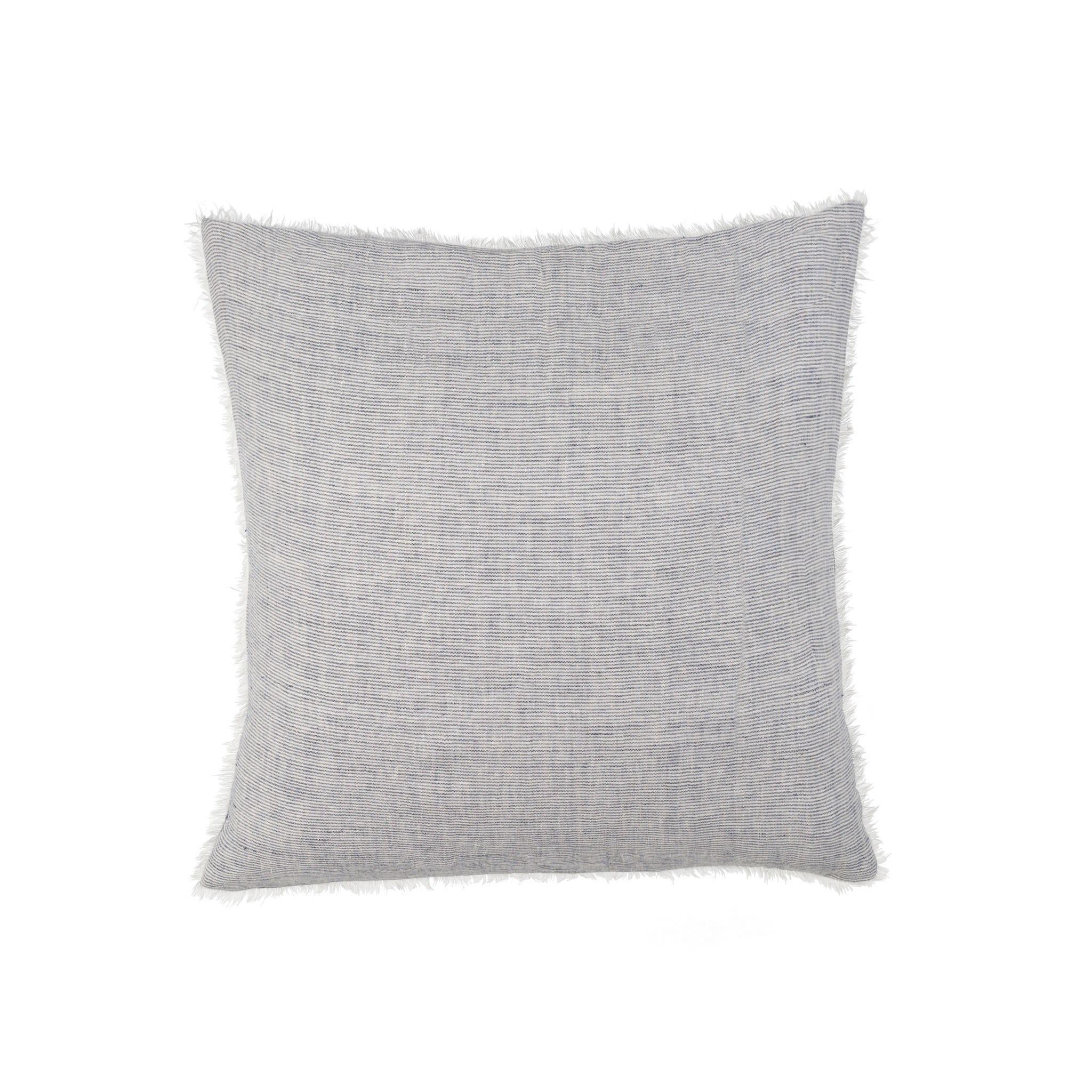 Lina Linen Pillow - Stripe 24 x 24