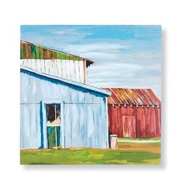 The Shack 30 x 30