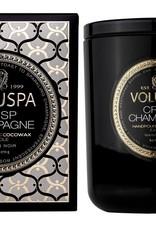 Crisp Champagne Classic Candle