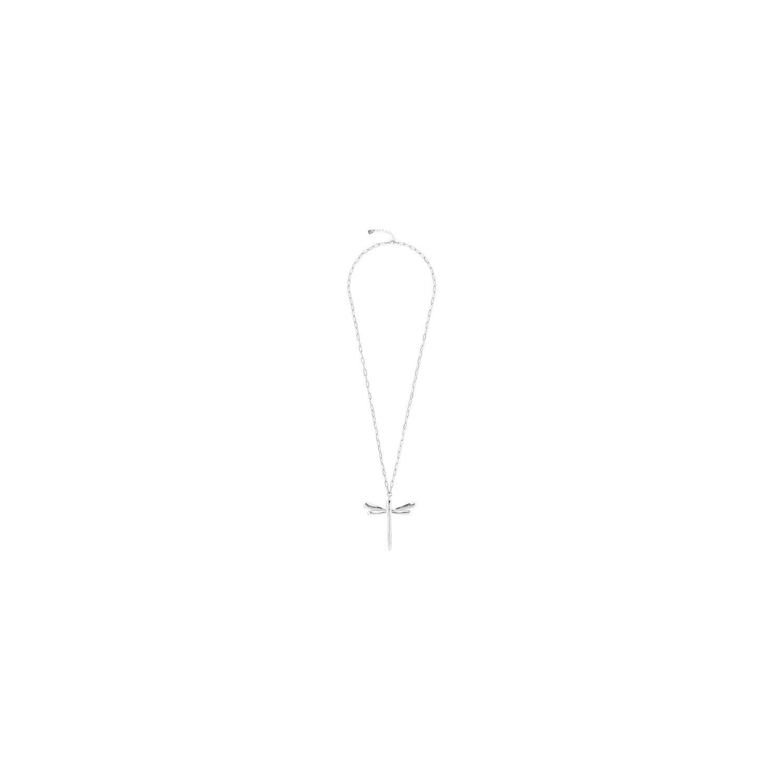 Uno de 50 Take Me Necklace Silver