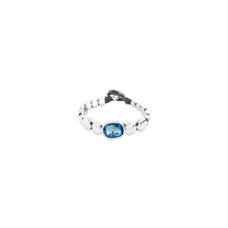 Uno de 50 Magic Bracelet Silver M
