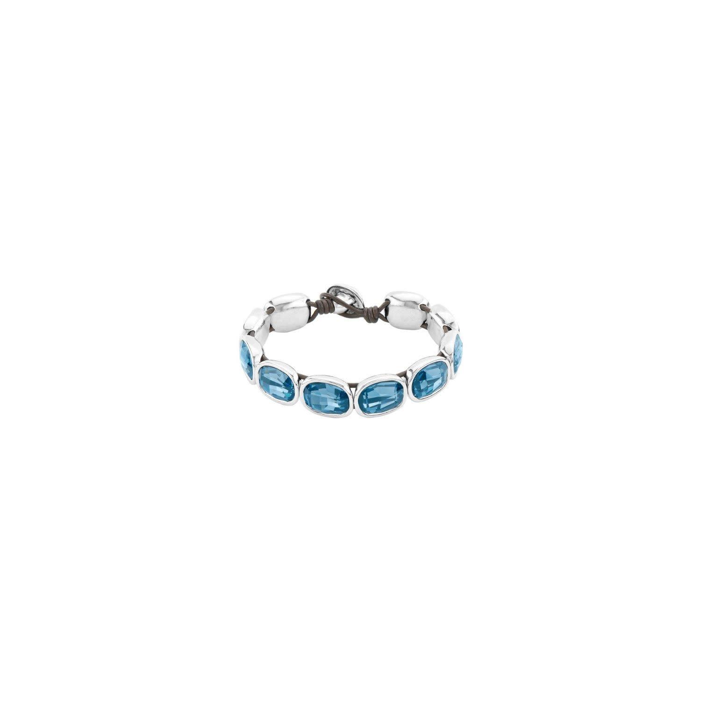 Uno de 50 Lights Bracelet Silver M