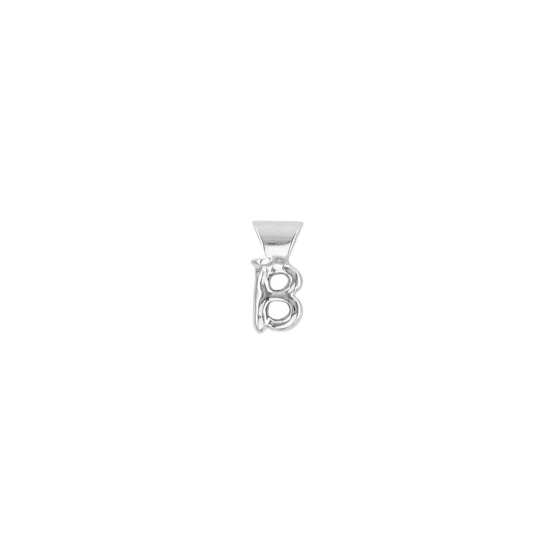 Uno de 50 My B Initial Silver