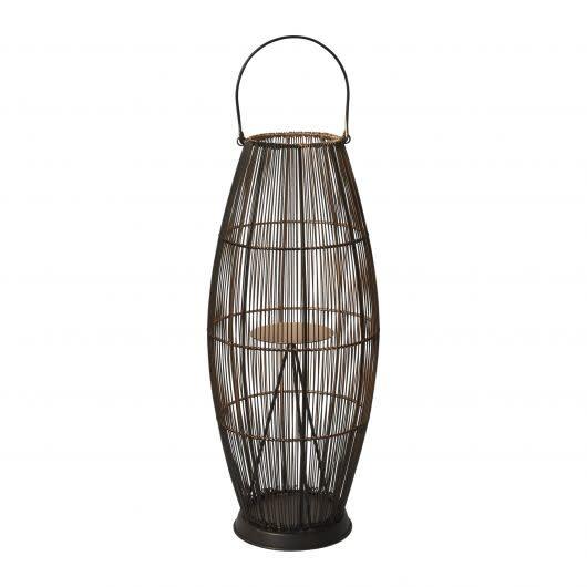 Retreat Lantern Brown - Small