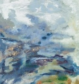 Light, Cloud, and Wind I - 30 x 60