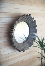 Recycled Wood Mirror