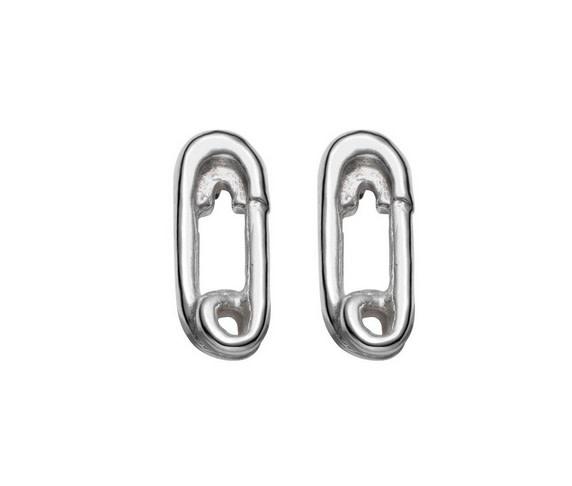 Uno de 50 TailorMade Earrings Silver