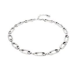 Uno de 50 Infinite Necklace Silver