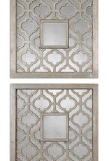 Sorbolo Mirrored Wall Decor Set/2