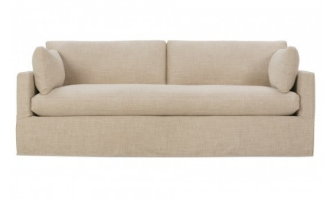 Sylvie Sofa with Down Cushion Comfort Package