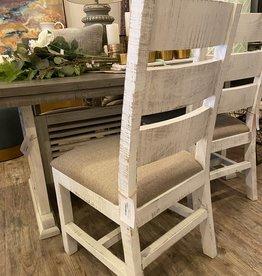 Pueblo Chair White