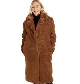 Sloane Faux Fur Coat