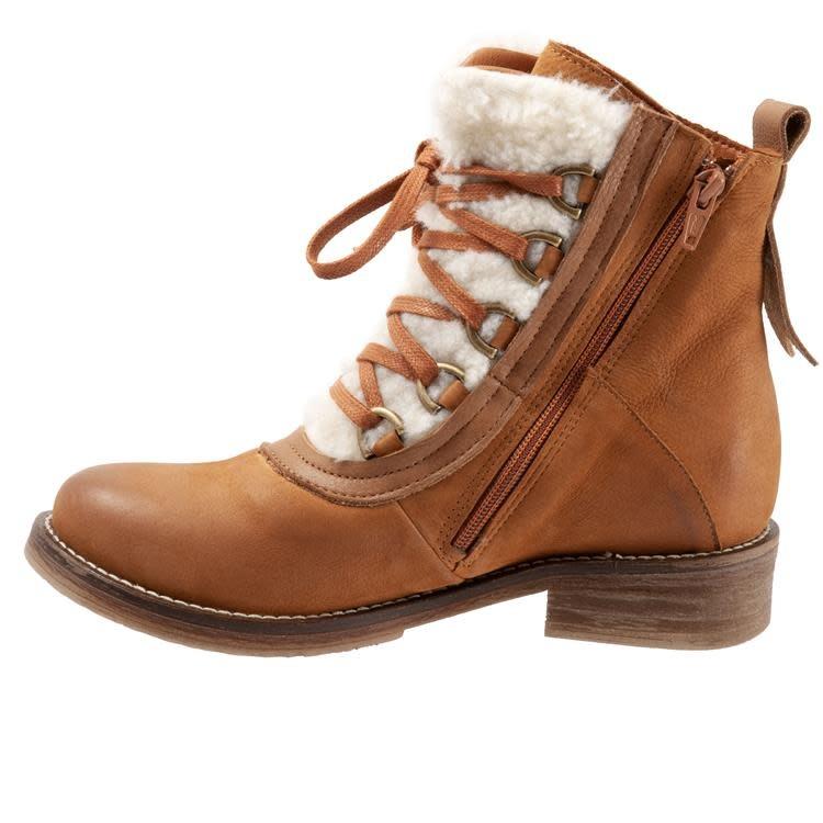 Teddy Boot Tobacco Nubuck
