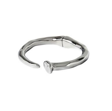 Uno de 50 Clavo Bracelet Silver L