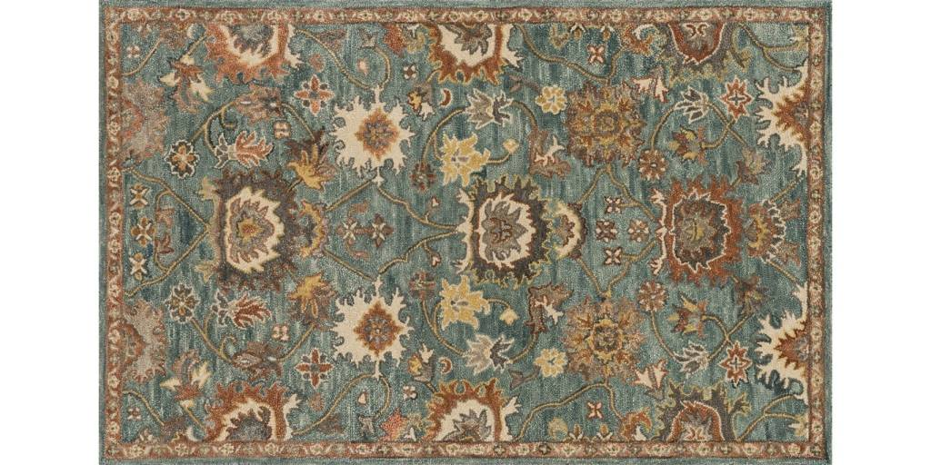 Underwood Blue Rust Collection