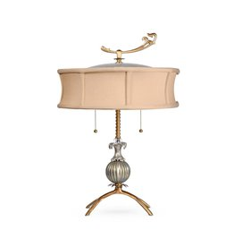 Silki Industrial Chic Table Lamp
