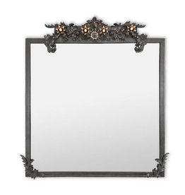 Florette Industrial Chic Mirror