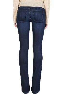 Black Orchid Black Orchid India Slim Bootcut Jean