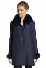 Linda Richards Reversible Fox Coat