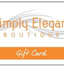 SEB $50 Gift Card