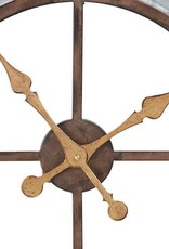 Verona Iron Wall Clock