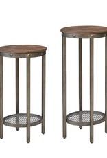 Sheridan Oval Pedestal - Tall